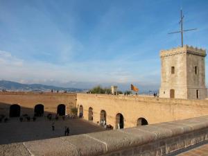 Barcelona Montjuic Castle