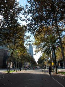 Barcelona Diagonal