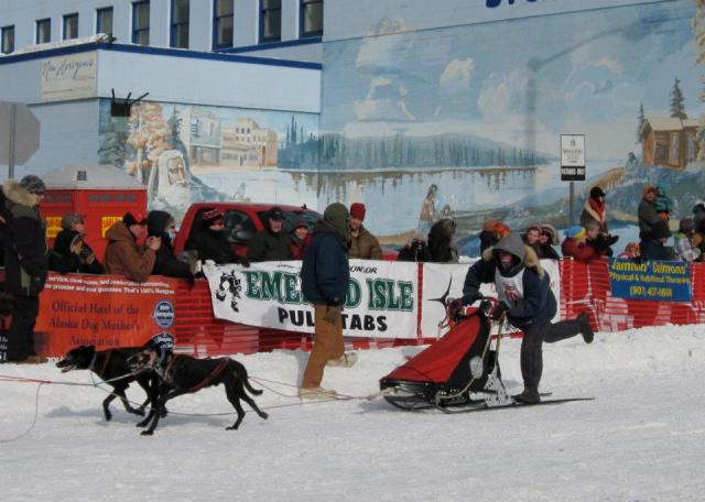 North American Sled Dog Races