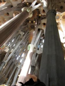 Segrada Familia - Interior 2