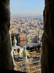Segrada Familia - Tower 2
